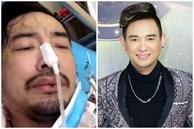 Ca sĩ Việt Quang bị viêm phổi nặng, đang trong tình trạng nguy kịch