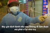 Tình người ở tâm dịch Bắc Ninh