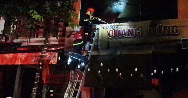 Cháy tiệm bán đồ điện, cả gia đình trẻ 4 người tử vong, trong đó có phụ nữ đang mang thai-1