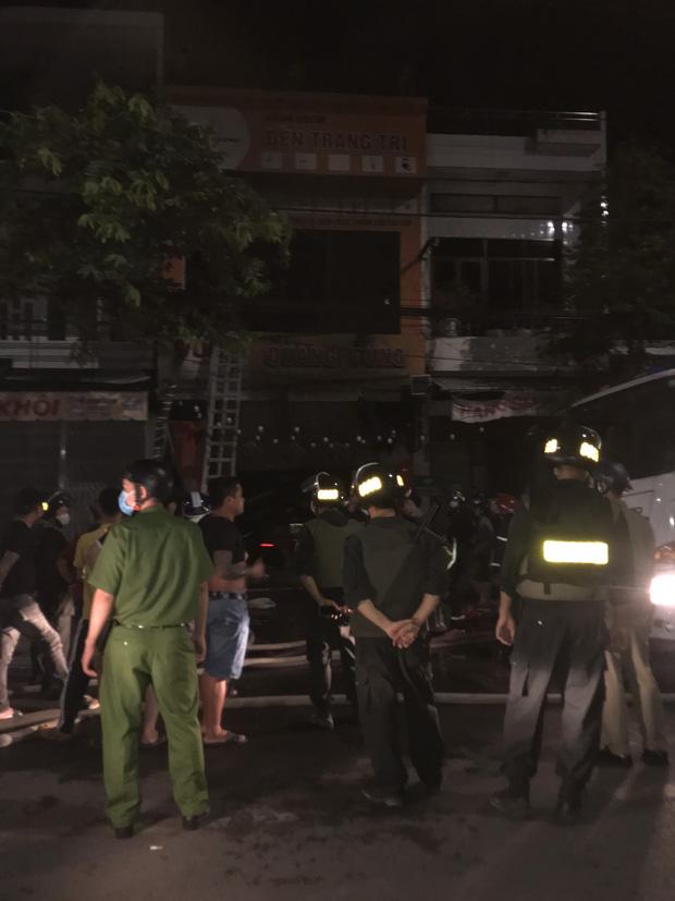 Cháy tiệm bán đồ điện, cả gia đình trẻ 4 người tử vong, trong đó có phụ nữ đang mang thai-3
