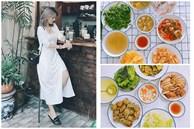 Bữa cơm mùa Covid của cô nàng độc thân, 1 lần nấu cho cả ngày mà vẫn đầy đủ dinh dưỡng, cực 'healthy' lại còn bày vẽ đẹp miễn chê!
