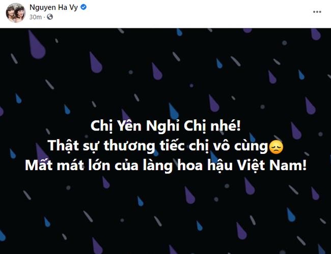 """Dàn Hoa hậu, sao Việt tiếc thương trước sự ra đi đột ngột của Hoa hậu Nguyễn Thu Thủy: Chị ơi, từ giờ chỉ còn bình yên thôi""""-7"""