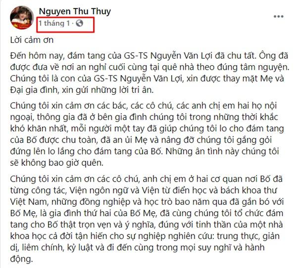 Đau lòng trước tình cảnh Hoa hậu Nguyễn Thu Thủy qua đời chỉ sau 5 tháng bố ruột mất-2