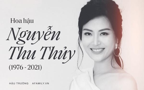 Đau lòng trước tình cảnh Hoa hậu Nguyễn Thu Thủy qua đời chỉ sau 5 tháng bố ruột mất-3