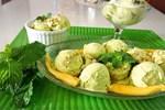 Cách làm kem bơ dừa đơn giản mà bao phê, ăn một miếng là mát mẻ sảng khoái giữa mùa hè nóng bức-9