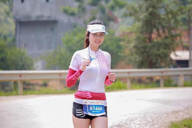 Cuộc sống đời thường của HHNguyễn Thu Thuỷ: Dậy sớm, chạy bộ thường xuyên, thích viết lách và cực đảm đang-2