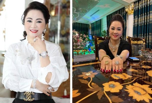 Cận cảnh BST kim cương hột mít sau này sẽ được bán hết để làm từ thiện của bà Phương Hằng-1