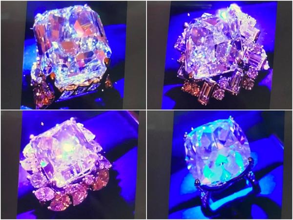 Cận cảnh BST kim cương hột mít sau này sẽ được bán hết để làm từ thiện của bà Phương Hằng-7