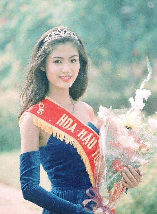 Hoa hậu Nguyễn Thu Thủy qua đời: Đóahoa hương sắc, lại sở hữu học vấn đáng nể nhường này-2