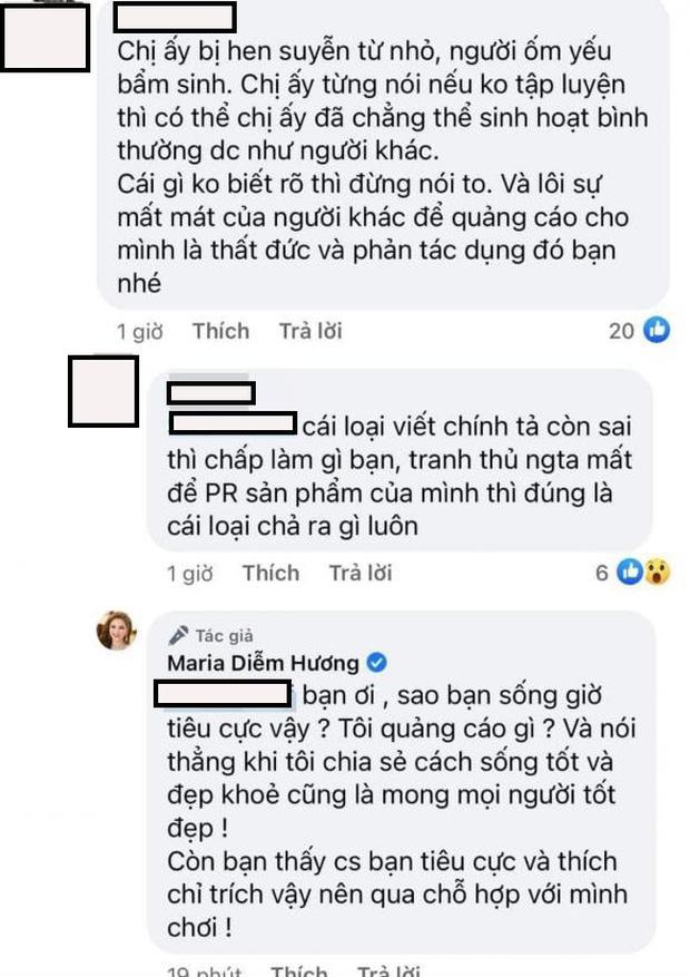 Bị chỉ trích vì lợi dụng sự qua đời của Hoa hậu Thu Thuỷ để quảng cáo, Diễm Hương đáp trả 1 chọi 1 cực gay gắt-3