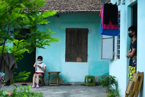 Cảnh đời những công nhân bị kẹt lại Bắc Ninh-2