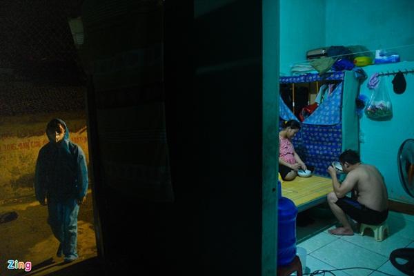 Cảnh đời những công nhân bị kẹt lại Bắc Ninh-7
