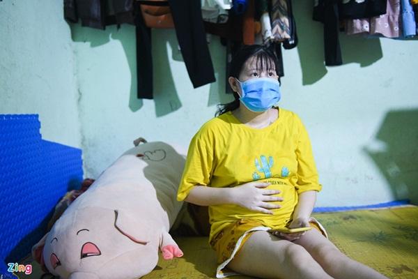 Cảnh đời những công nhân bị kẹt lại Bắc Ninh-8