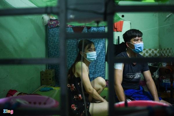 Cảnh đời những công nhân bị kẹt lại Bắc Ninh-9