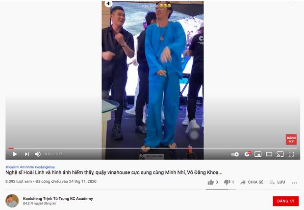 Xôn xao clip nghệ sĩ Hoài Linh nhảy vinahey cực sung cùng NS Minh Nhí sau khi cách ly xạ trị không lâu?-3