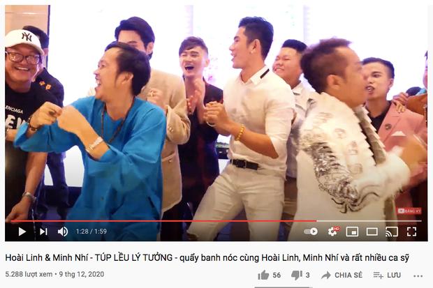 Xôn xao clip nghệ sĩ Hoài Linh nhảy vinahey cực sung cùng NS Minh Nhí sau khi cách ly xạ trị không lâu?-4