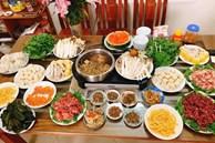 'Đã mắt' với loạt bữa ăn cuối tuần thịnh soạn như mâm cỗ của nữ bác sĩ viện Nhi