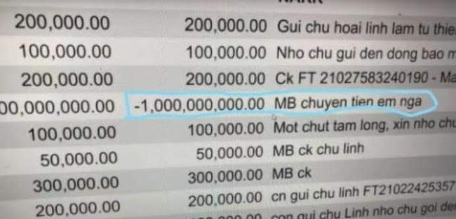 Cư dân mạng xôn xao bảng sao kê được cho là từ tài khoản từ thiện của NS Hoài Linh: Con số thực tế là 22 tỷ đồng?-1
