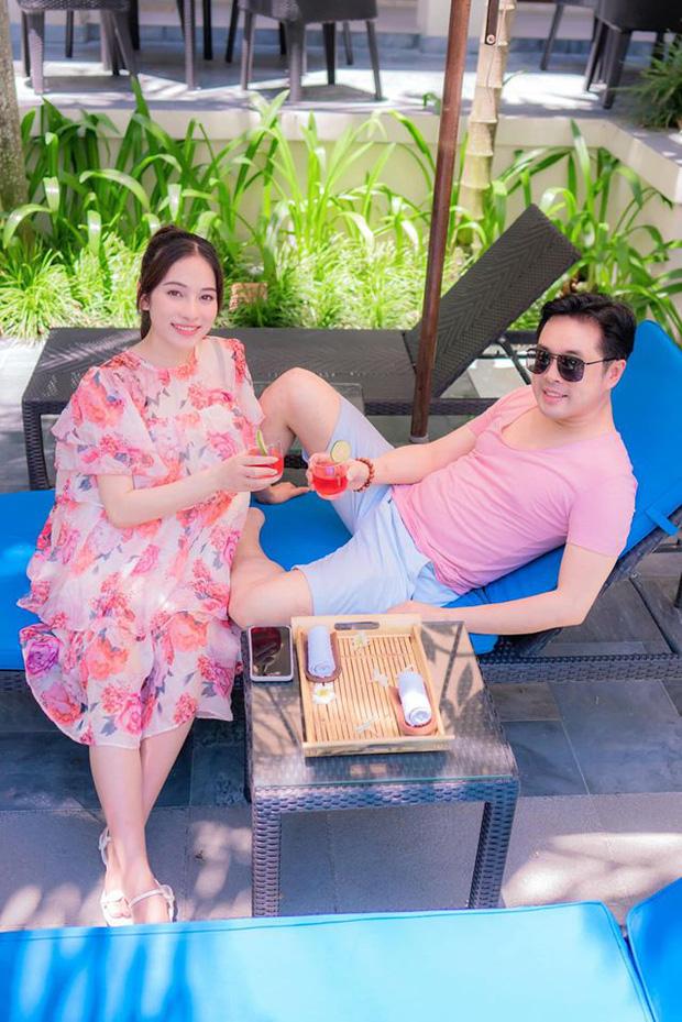 Được bác sĩ chọn ngày yêu giúp, vợ chồng nhạc sĩ Dương Khắc Linh chỉ việc làm theo, đậu luôn thai đôi-5