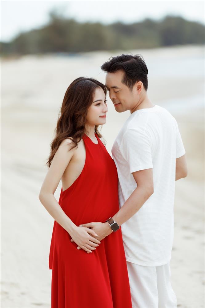 Được bác sĩ chọn ngày yêu giúp, vợ chồng nhạc sĩ Dương Khắc Linh chỉ việc làm theo, đậu luôn thai đôi-6