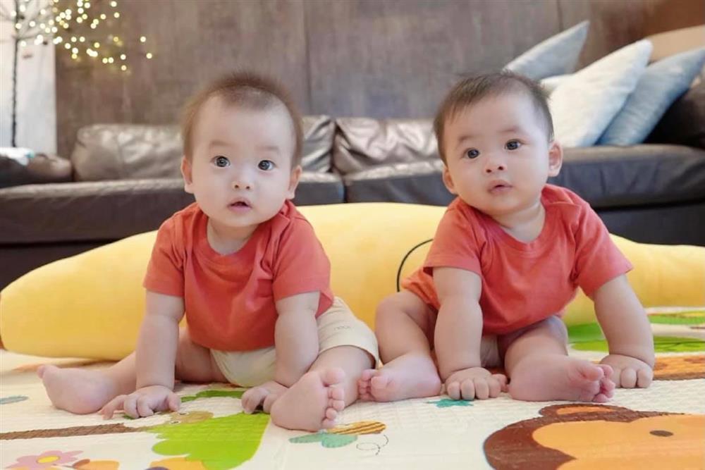 Được bác sĩ chọn ngày yêu giúp, vợ chồng nhạc sĩ Dương Khắc Linh chỉ việc làm theo, đậu luôn thai đôi-15