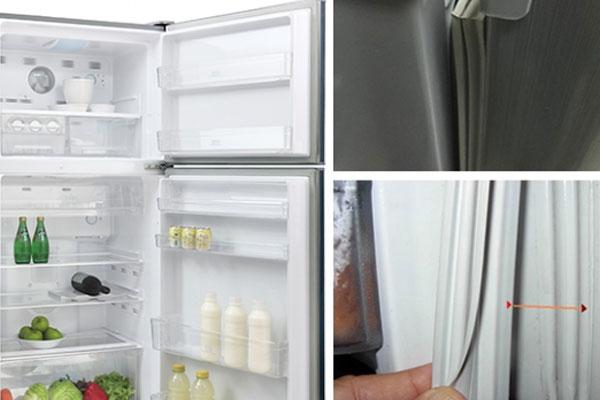 Cách thay thế gioăng cao su tủ lạnh giúp bạn tiết kiệm tiền điện hiệu quả trong ngày hè-1