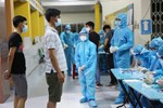 TP.HCM: Một cán bộ công an tại quận Tân Phú dương tính với SARS-CoV-2-2
