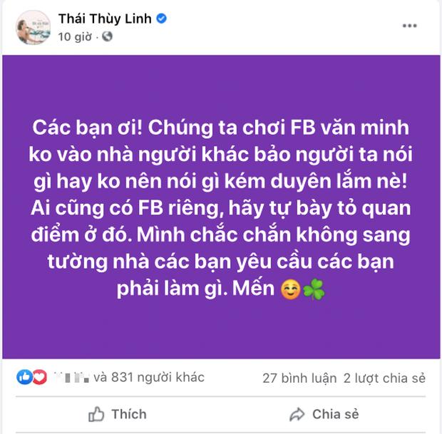 1 nữ ca sĩ Vbiz ủng hộ thu hồi danh hiệu NSƯT của Hoài Linh, ai ngờ sau đó phải đăng đàn bức xúc vì bị tấn công?-2