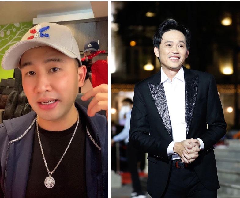 TikToker Trương Quốc Anh tố bị fan NS Hoài Linh chơi xấu, đánh sập livestream của mình?-1
