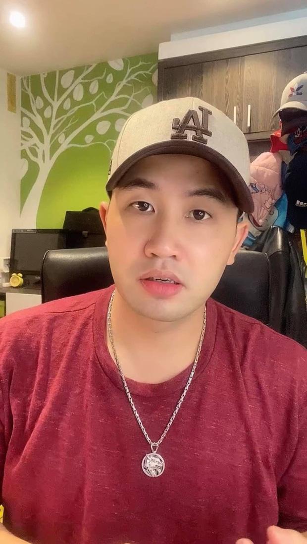 TikToker Trương Quốc Anh tố bị fan NS Hoài Linh chơi xấu, đánh sập livestream của mình?-5