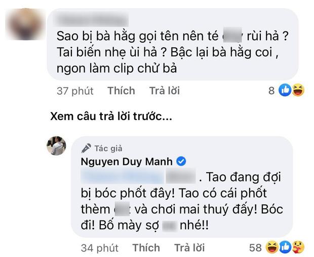"""Nghi vấn Phi Nhung gọi điện xúi"""" Duy Mạnh đáp trả bà Phương Hằng, nam ca sĩ vừa hé lộ và tự khai luôn phốt chờ bị vạch trần?-4"""