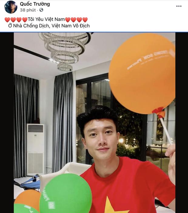 Sao Việt nhuộm đỏ Facebook trước giờ G đội tuyển Việt Nam gặp Indonesia: Jack và dàn mỹ nhân cực cuồng nhiệt, BB Trần hứa làm 1 việc lầy lội-3