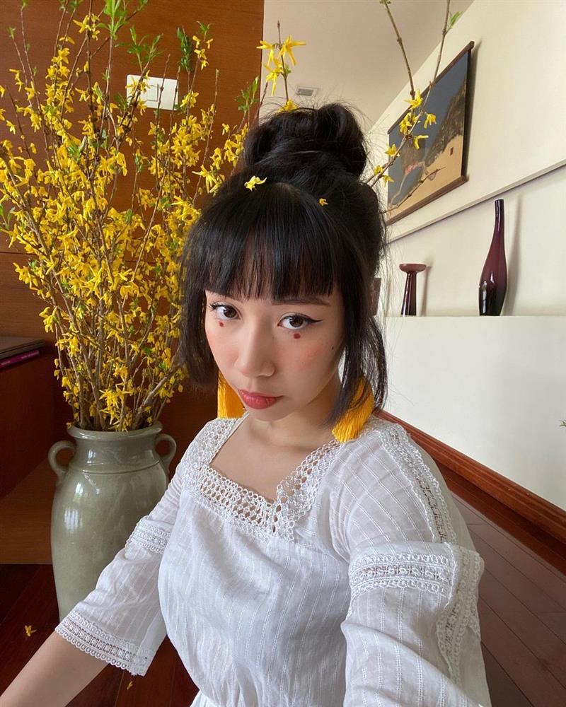 Thần thái của con gái Mỹ Linh quá xuất sắc: Để tóc nào cũng đẹp, kiểu khó nhằn đến mấy cũng cân được tuốt-8