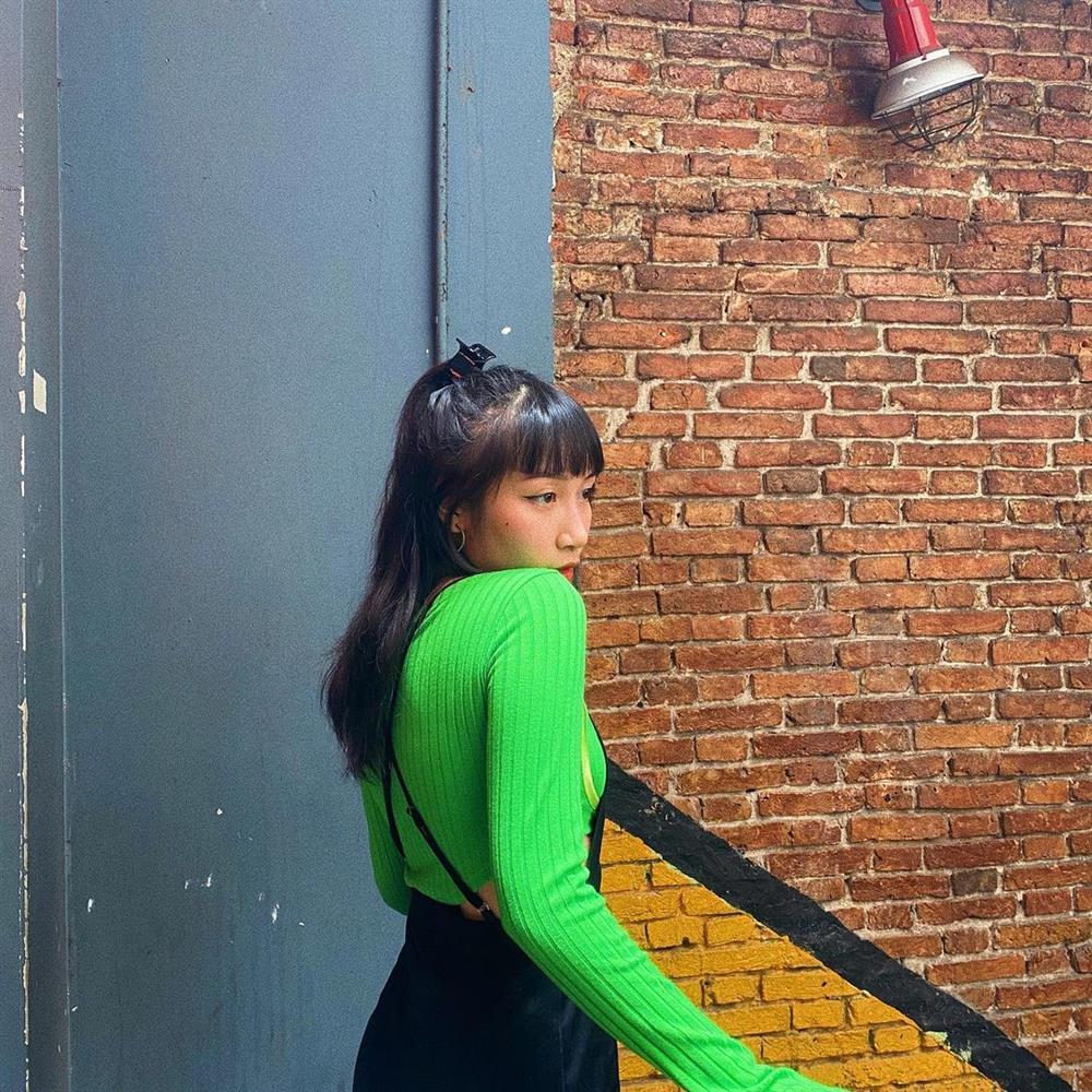 Thần thái của con gái Mỹ Linh quá xuất sắc: Để tóc nào cũng đẹp, kiểu khó nhằn đến mấy cũng cân được tuốt-9