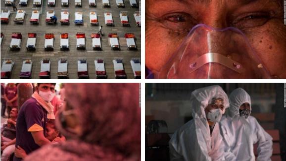 Ấn Độ trong những ngày tăm tối nhất: Phóng viên CNN chia sẻ những gì tận mắt chứng kiến về địa ngục Covid-19 giữa làn sóng dịch bệnh thứ 2-3