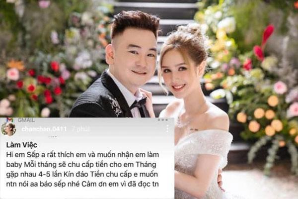 Dù đã là vợ của Streamer giàu nhất Việt Nam, Xoài Non vẫn bị gạ làm Sugar Baby
