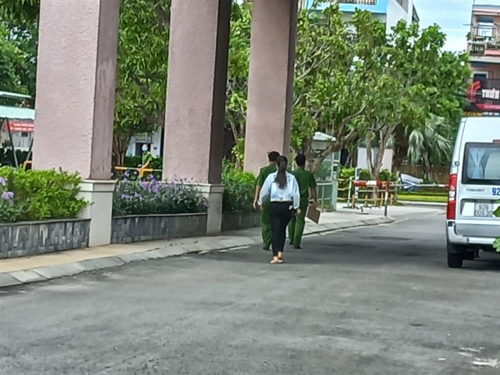 Trưởng phòng điện lực rơi từ tầng 17 khách sạn Mường Thanh Quảng Nam-1