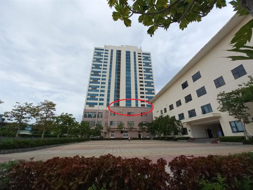Trưởng phòng điện lực rơi từ tầng 17 khách sạn Mường Thanh Quảng Nam-2