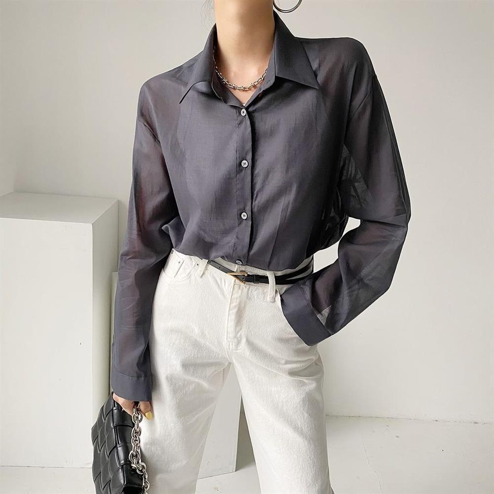 Dù đẹp đến mấy cũng xin các chị em đừng mặc kiểu áo này đi làm!-8