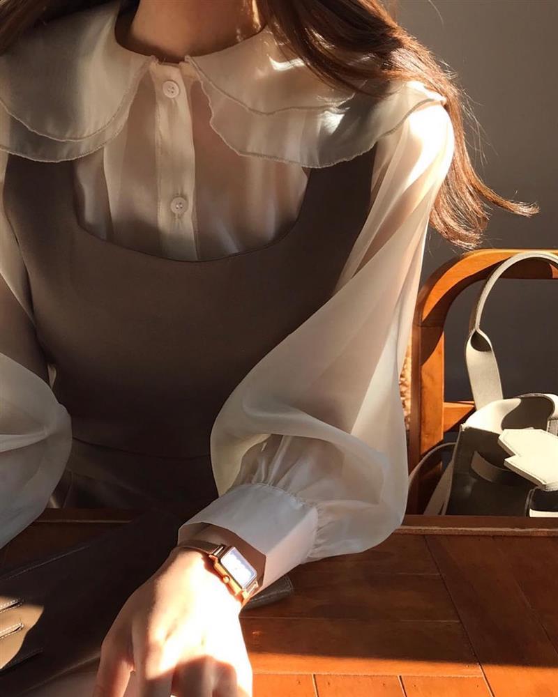 Dù đẹp đến mấy cũng xin các chị em đừng mặc kiểu áo này đi làm!-9