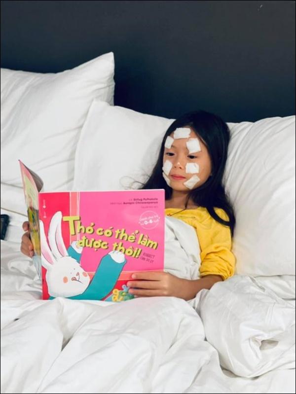 Ái nữ nhà ca sĩ Đoan Trang mới 7 tuổi đã ra dáng thiếu nữ lắm rồi, gen điệu đà còn trội hơn cả mẹ-3