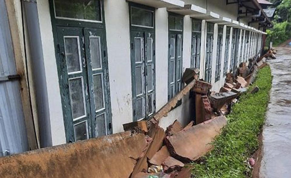 Mưa lũ ở Điện Biên cuốn trôi 1 cháu bé, nhiều tài sản thiệt hại-2