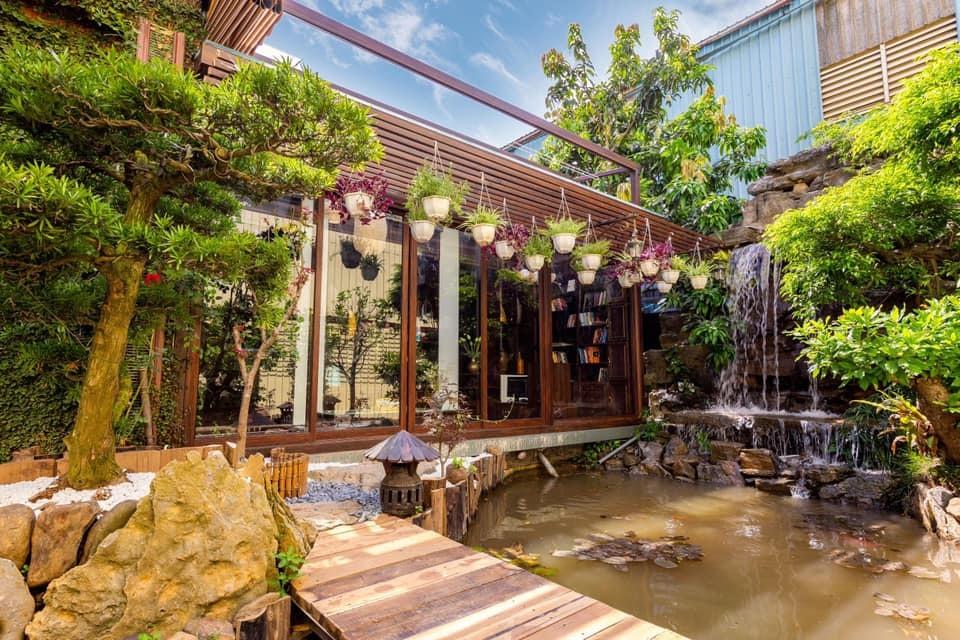 Người đàn ông Hà Nội xây nhà Nhật Bản từ nhôm kính tặng bạn học đặc biệt-3