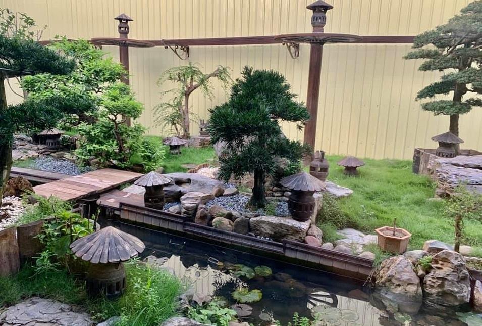 Người đàn ông Hà Nội xây nhà Nhật Bản từ nhôm kính tặng bạn học đặc biệt-4