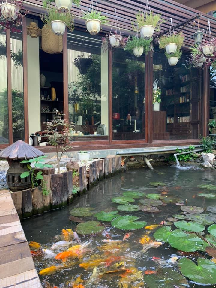 Người đàn ông Hà Nội xây nhà Nhật Bản từ nhôm kính tặng bạn học đặc biệt-6