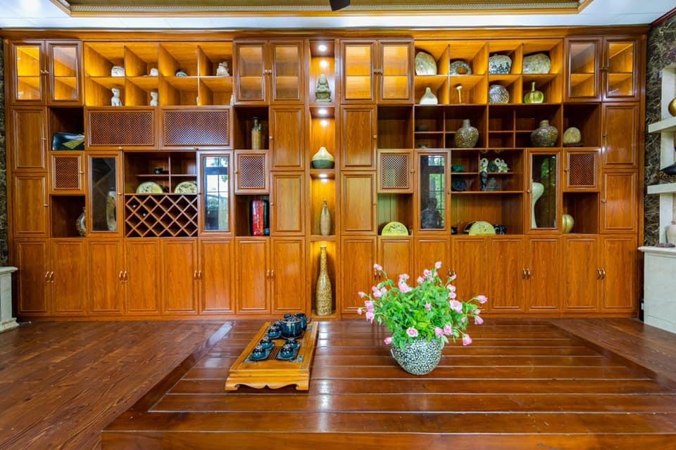 Người đàn ông Hà Nội xây nhà Nhật Bản từ nhôm kính tặng bạn học đặc biệt-20