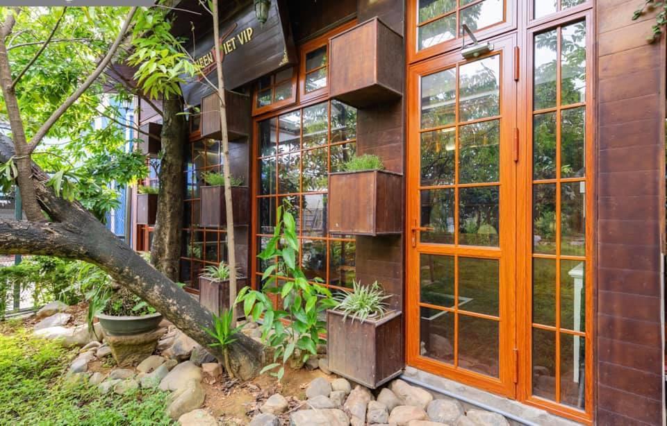 Người đàn ông Hà Nội xây nhà Nhật Bản từ nhôm kính tặng bạn học đặc biệt-21