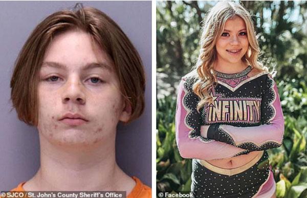 Vụ thiếu niên đâm 114 nhát khiến nữ sinh 13 tuổi tử vong gây rúng động: 1 tháng sau mẹ ruột thủ phạm bất ngờ bị bắt giữ vì 1 hành động lén lút-1