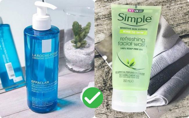 Combo da dầu mụn kinh khủng khiếp: Bước làm sạch da nên dùng gì và tránh gì?-2
