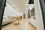 Căn nhà 5 tầng của vợ chồng Bát Tràng, thiết kế 3 ban công xanh nhưng vẫn đầu tư hẳn 400 triệu cho sân thượng 160m2-39